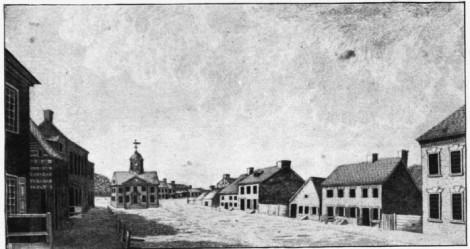 northampton street 1800