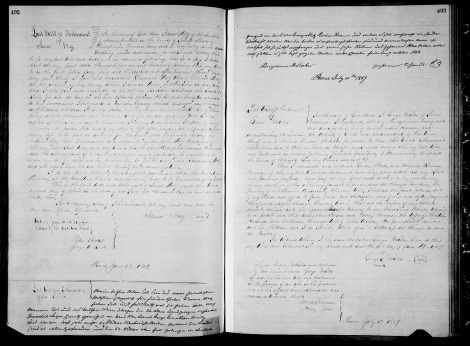 Will of Isacc nolf 1869 Lehigh Co Vol 4 pg 492