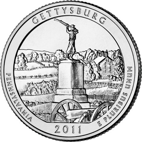 Gettysburg-National-Military-Park-Quarter
