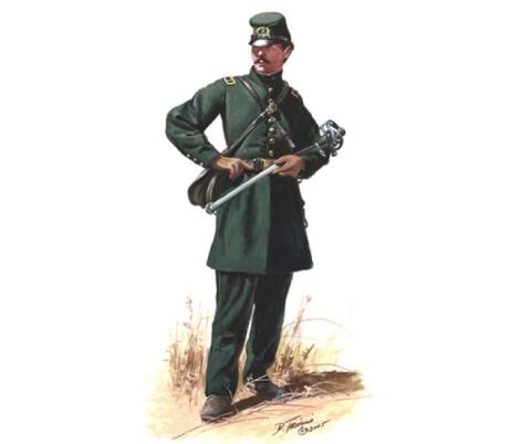 Officer Berdans Sharpshooter 1862-700x600