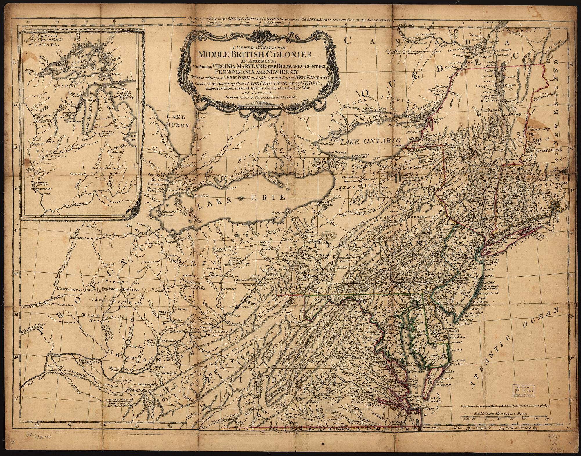The Pennsylvania Militiaman Fighting For Virginia How