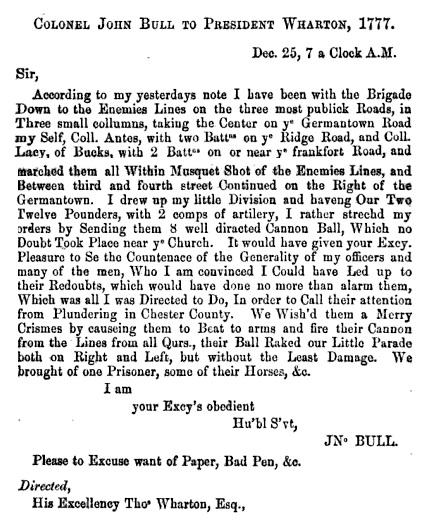 John Bull Militia Germantown v2